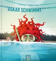 Oskar schwimmt