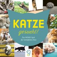 Katze gesucht! Das Memo-Spiel für Samtpfoten-Fans